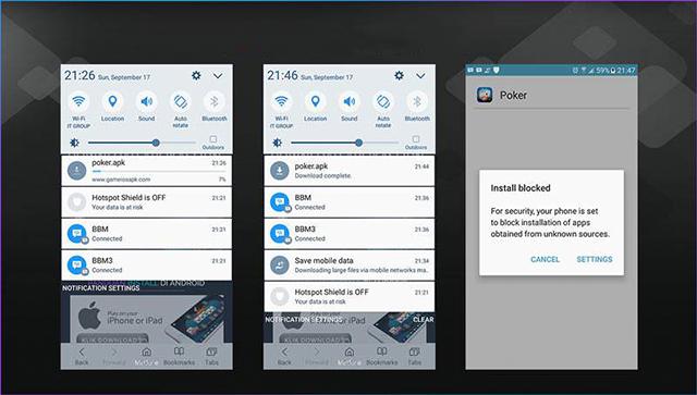 install aplikasi poker android 1