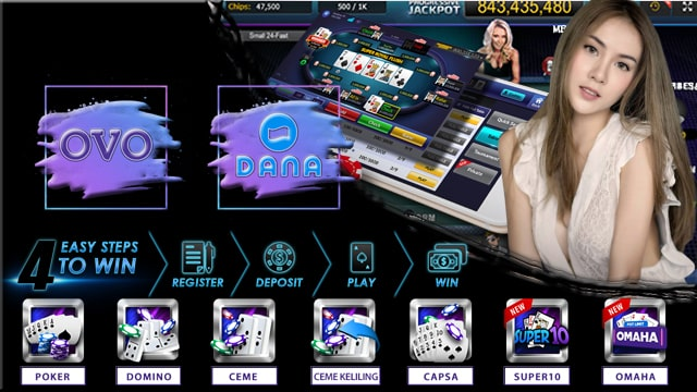 daftar poker online tanpa rekening