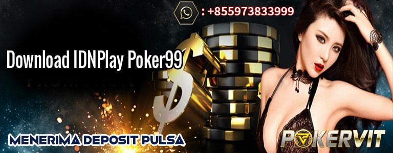 download idnplay poker99